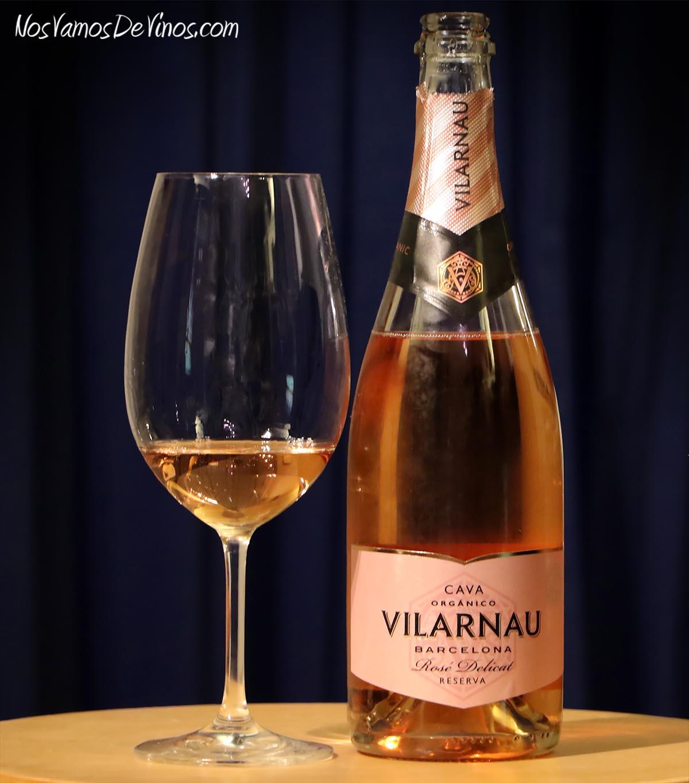 Vilarnau Rosé Delicat