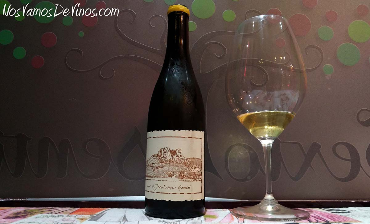 Ganevat Les Cedres Chardonnay 2016