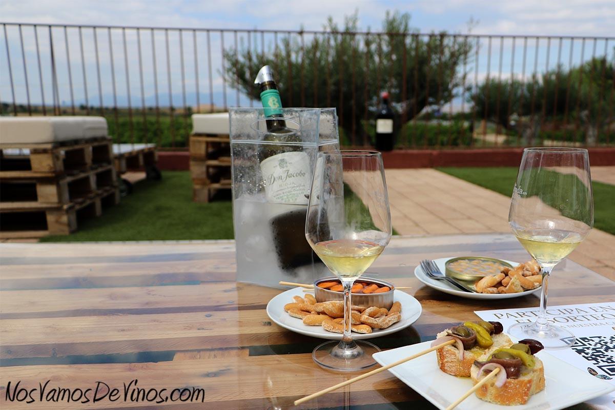 Bodegas Corral Wine Bar Tempranillo ecológico