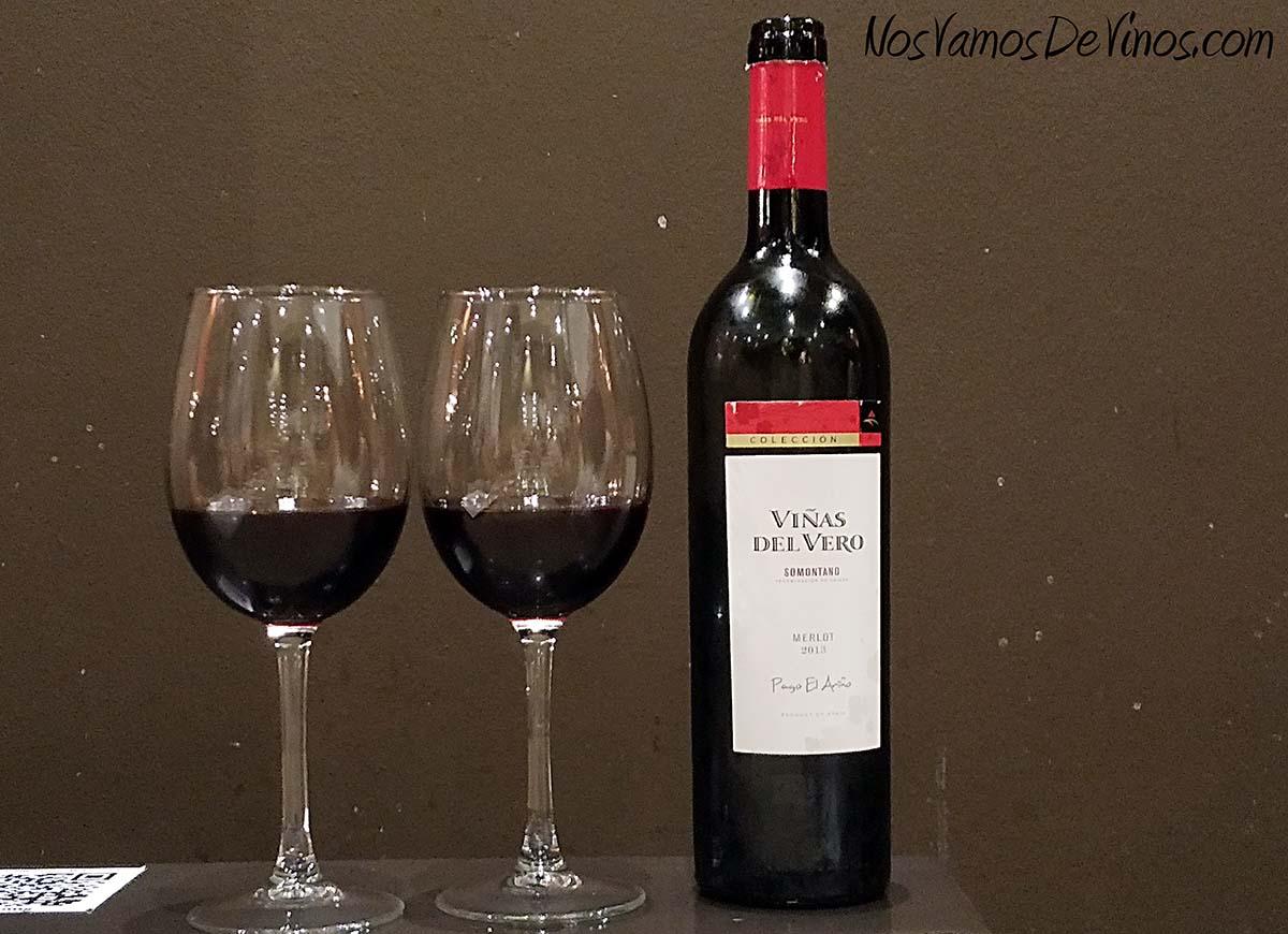 Viñas de Vero Merlot Colección 2013