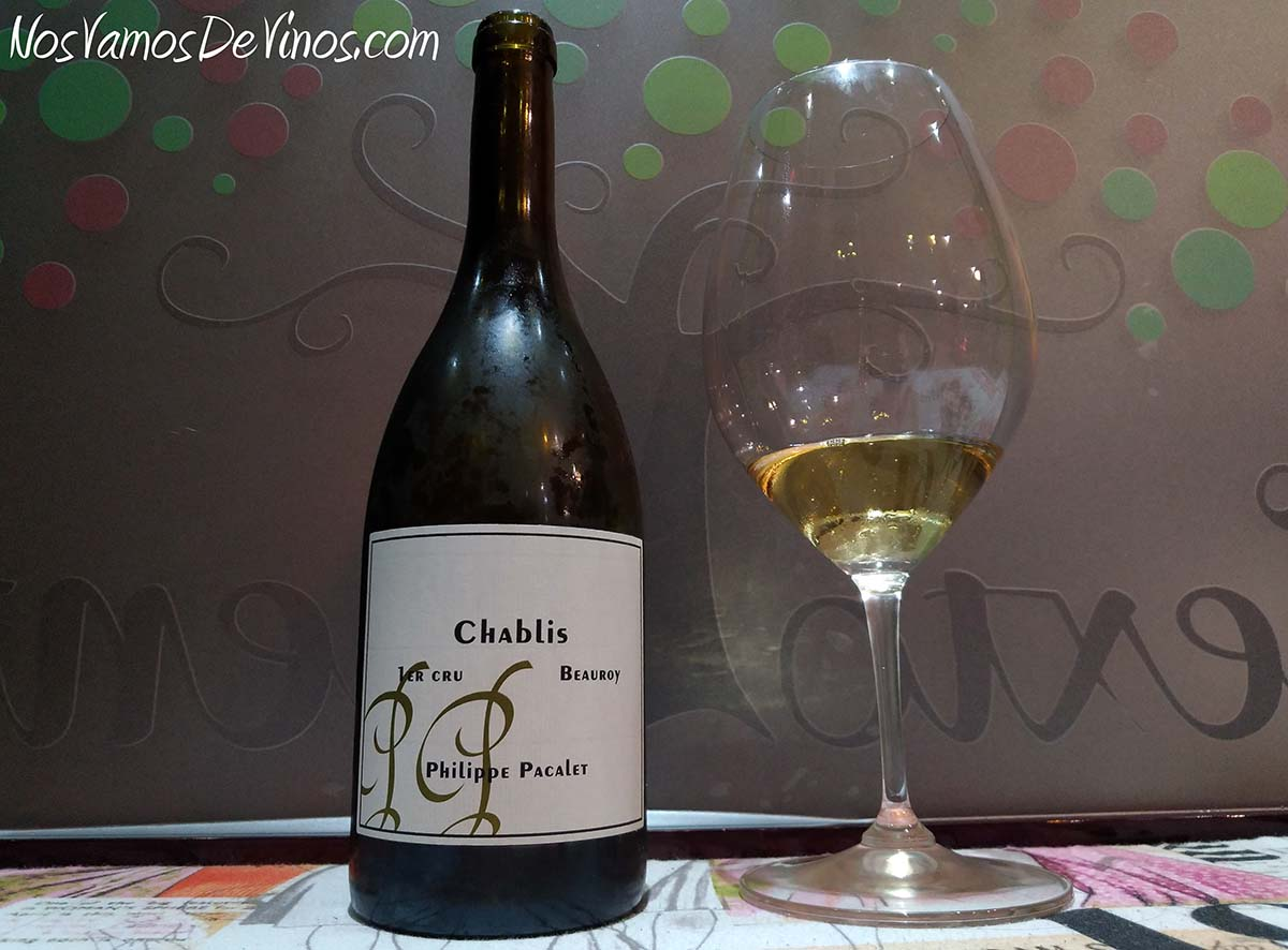 Philippe Pacalet Chablis 1er Cru Beuroy 2017