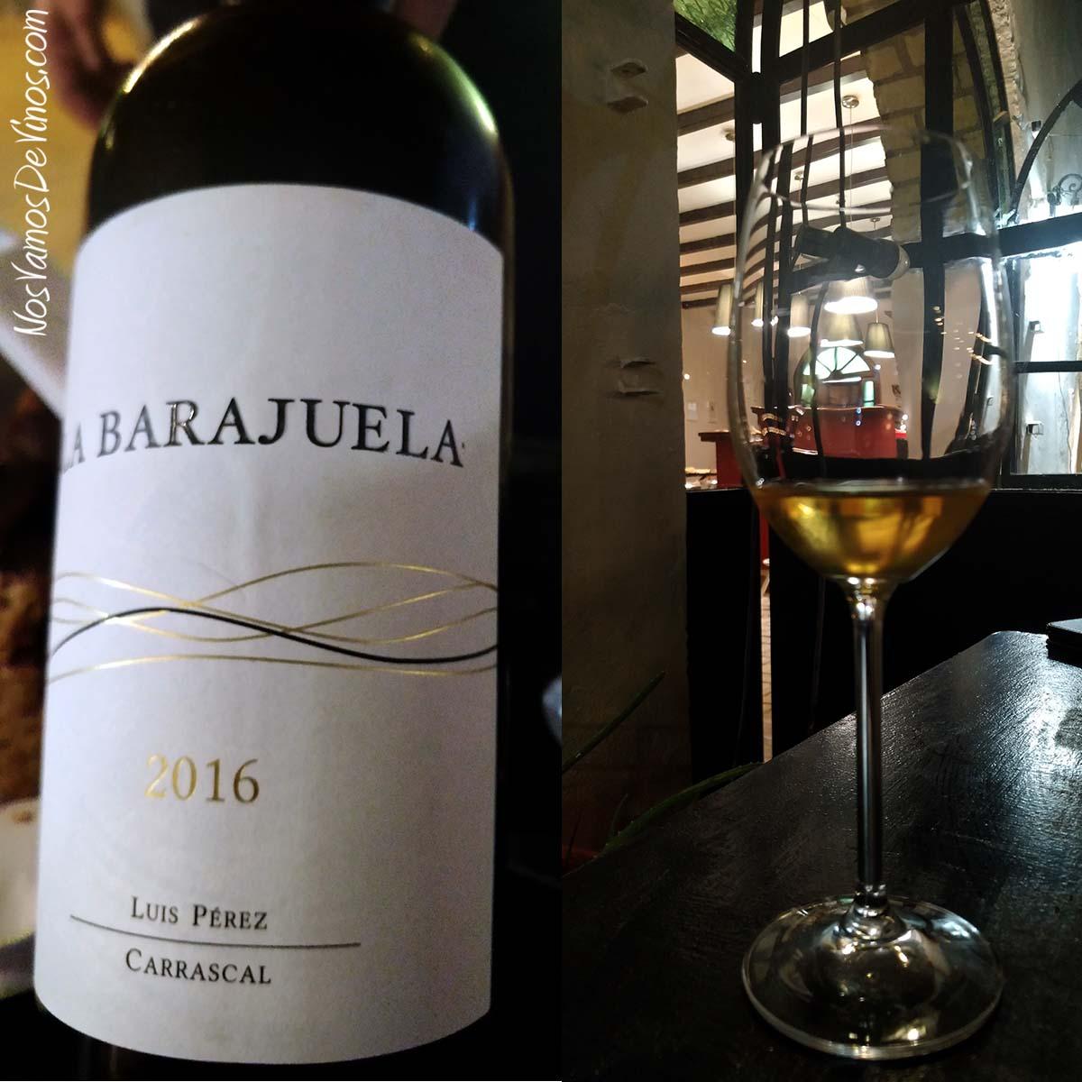 La Barajuela Fino 2016