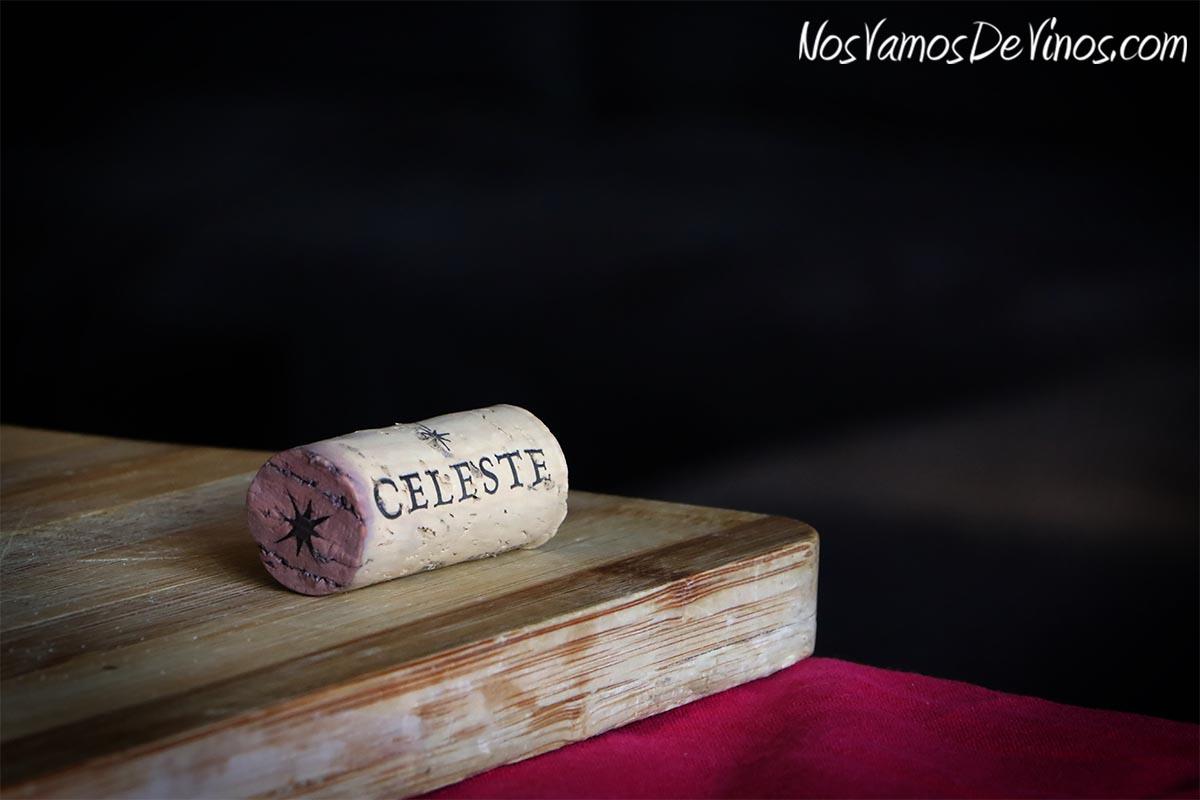 Celeste Crianza 2017 Corcho