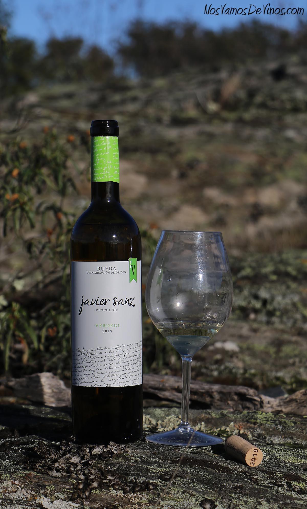 Javier Sanz Viticultor Verdejo 2019