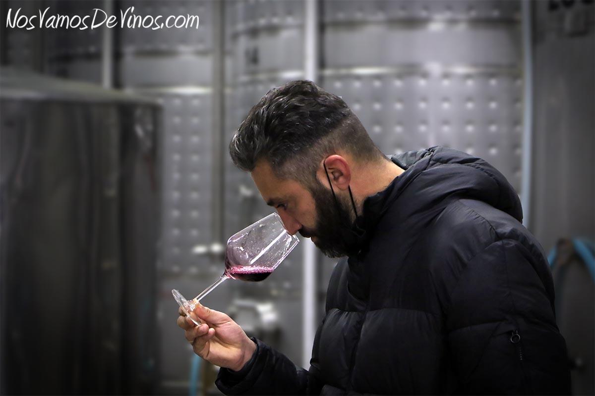 Para Juan Merayo, 2020 es una añada fresca que promete unos vinos de muy buena calidad.