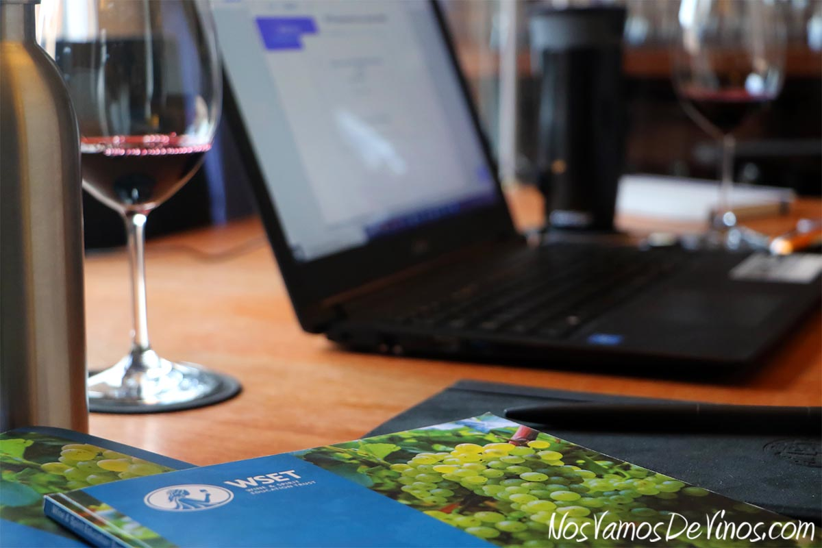 Curso on-line WSET 2