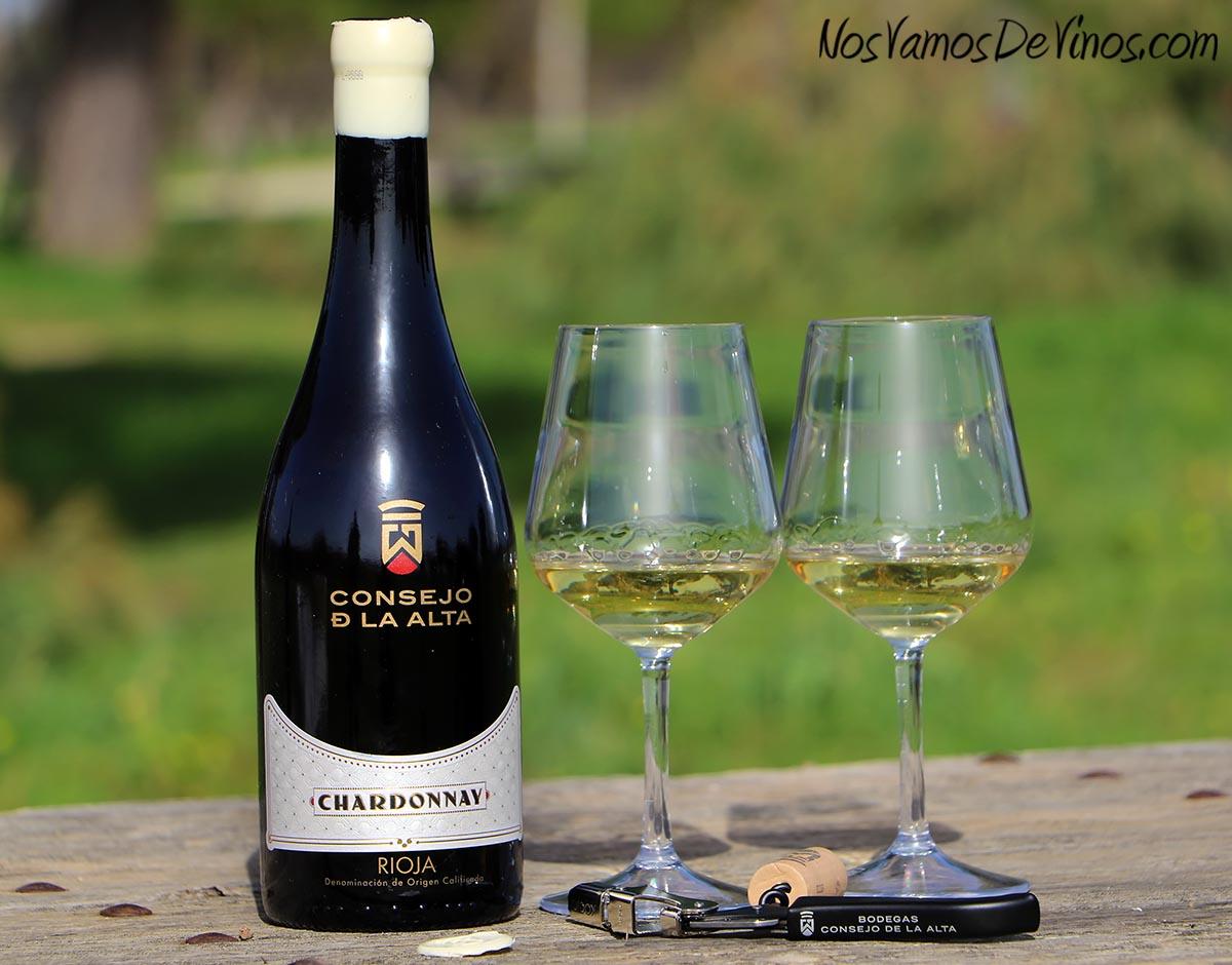Consejo de la Alta Chardonnay 2017