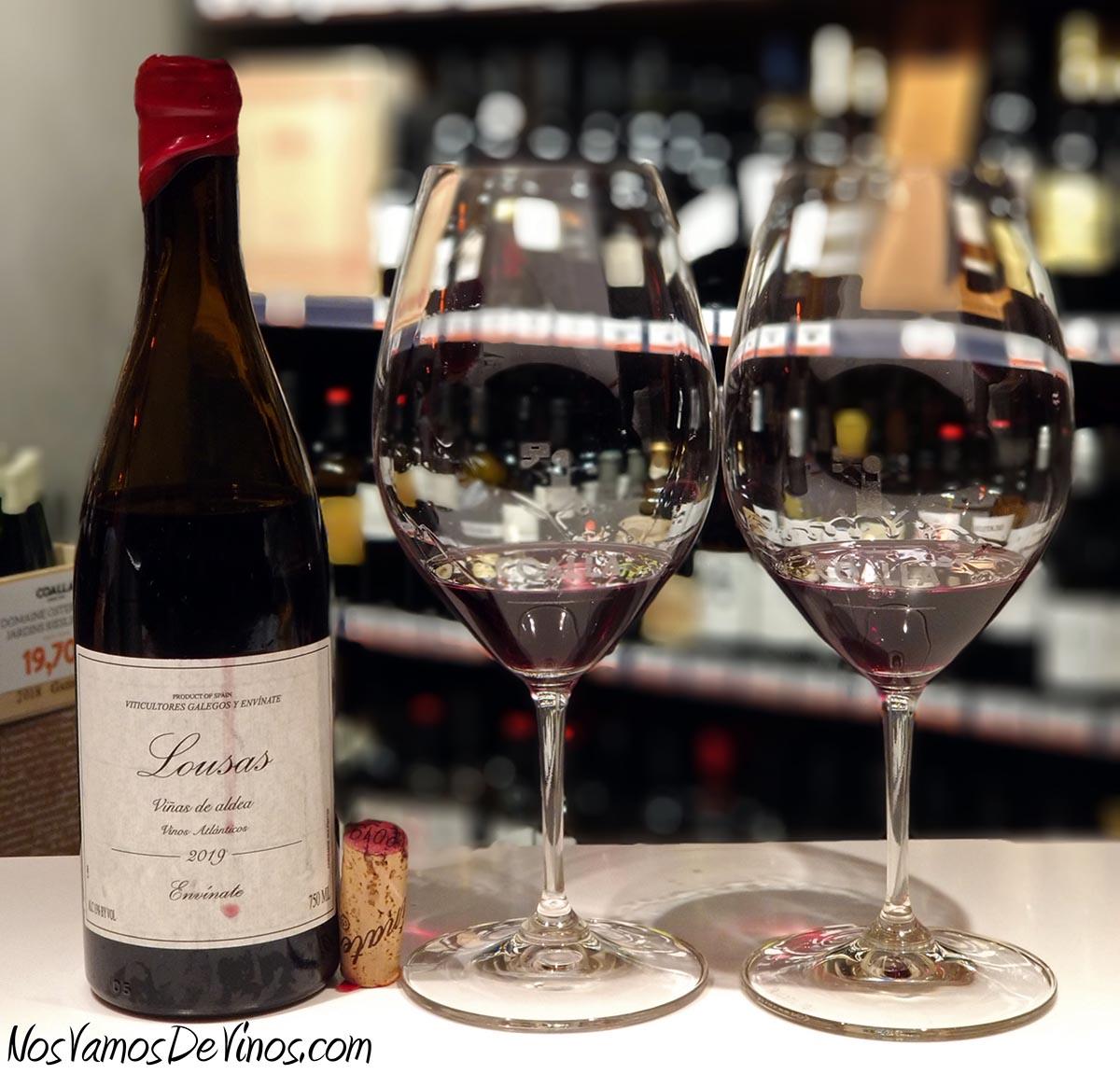 Lousas Viñas de Aldea 2019