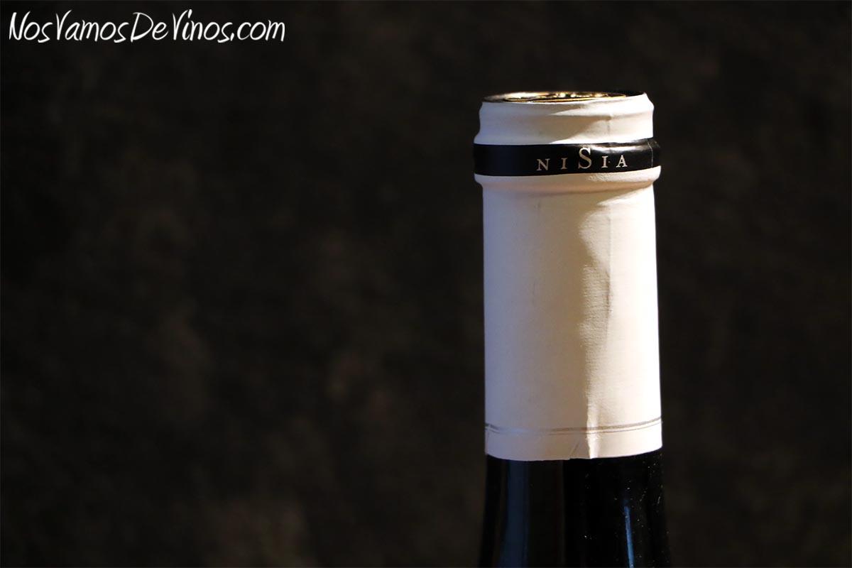 Nisia Las Suertes Verdejo Old Vines 2017 Cápsula