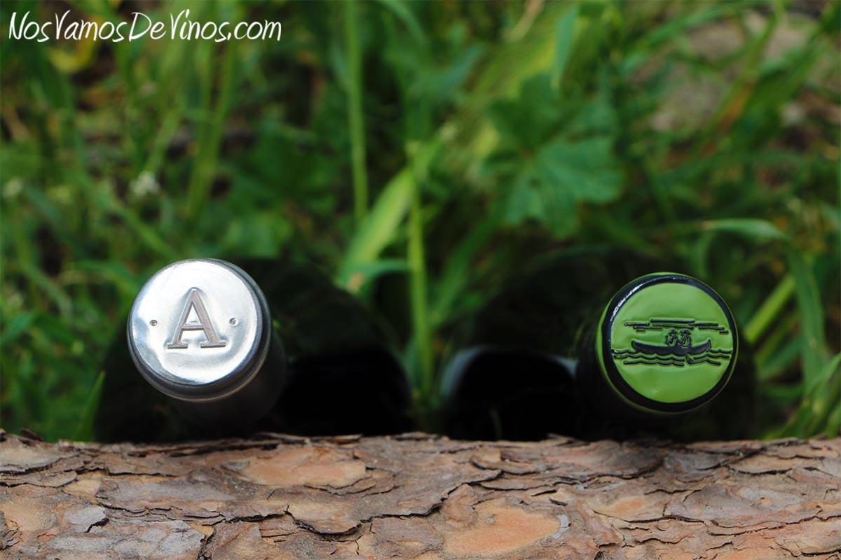 Avancia Godello Old Vines 2019 & Mencía Old Vines 2019 Cápsulas