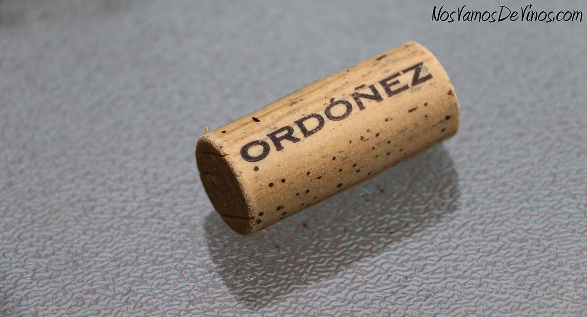 Botani Old Vines 2018 Corcho