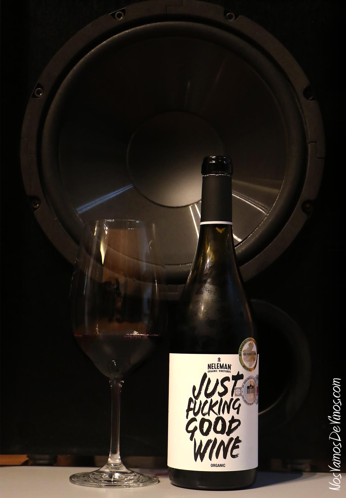 Just Fucking Good Wine Tinto 2018