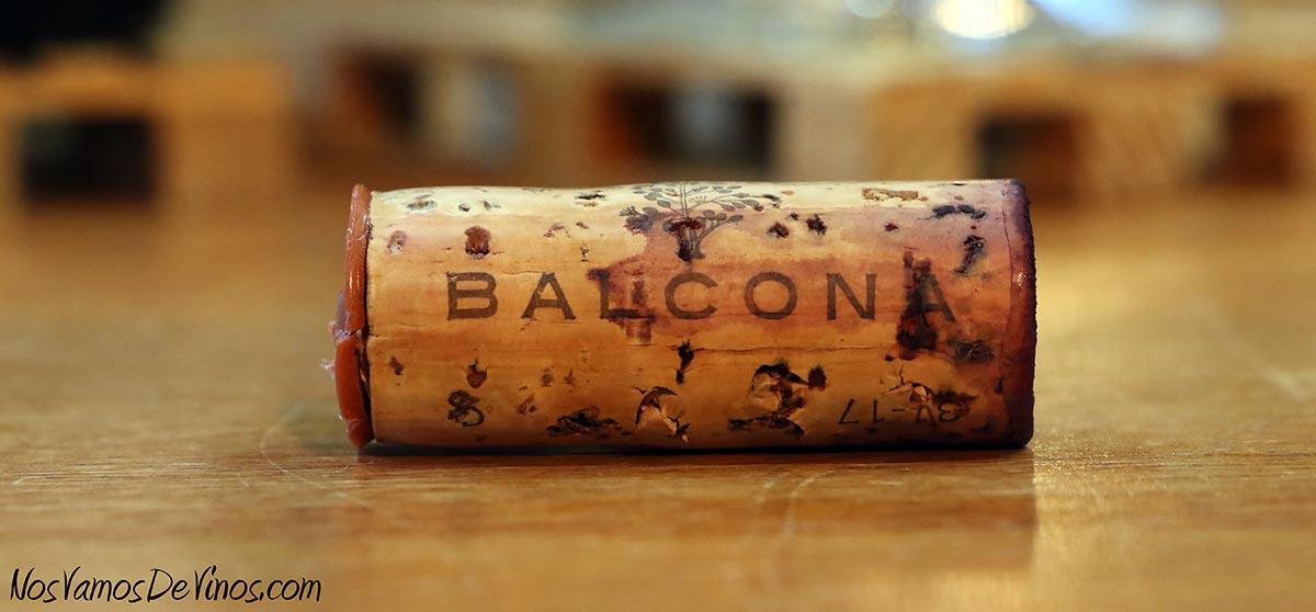 Balcona Partal Cepas Viejas 2016 Corcho