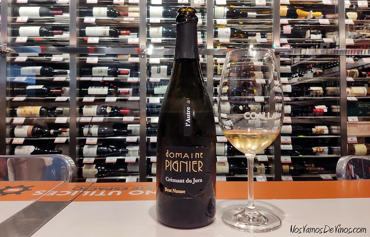 """Domaine Pignier Cremant Du Jura """"L'Autre"""" 2017"""