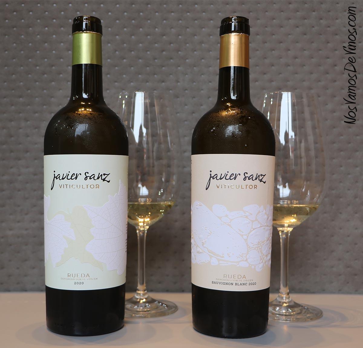 Javier Sanz Viticultor Verdejo 2020 & Javier Sanz Sauvignon Blanc 2020