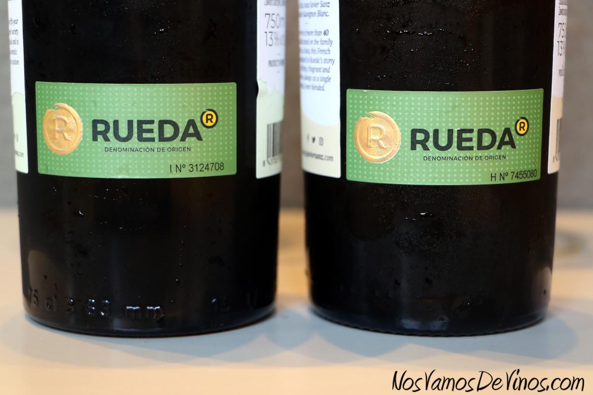 Javier Sanz Viticultor Verdejo 2020 & Javier Sanz Sauvignon Blanc 2020 Tirirlla D.O.