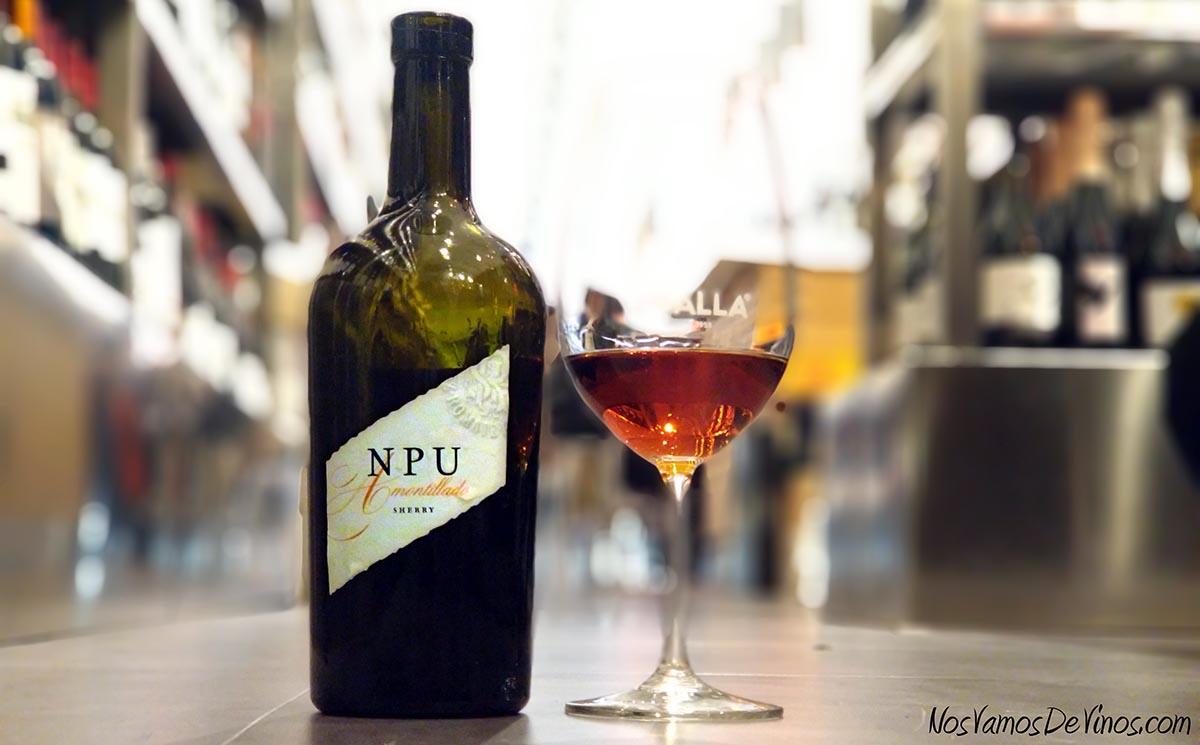 Amontillado NPU
