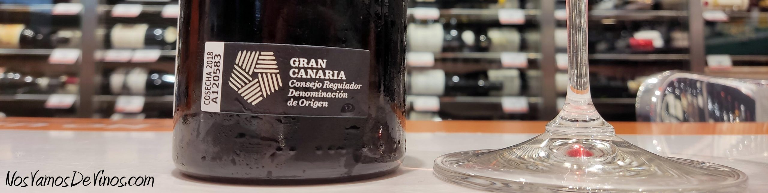 El3emento Gran Canaria 2018 Etiqueta D.O.