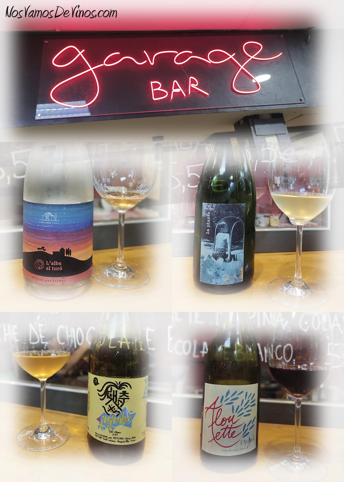 Garage Bar Madrid