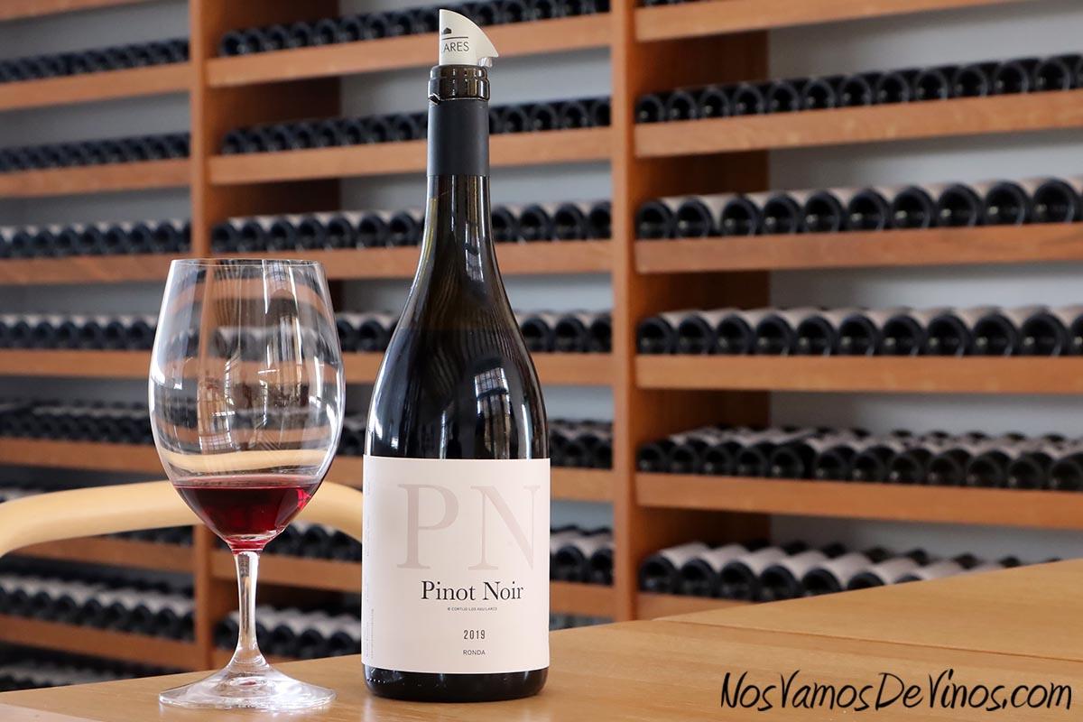 Cortijo los Aguilares. Pinot Noir 2019